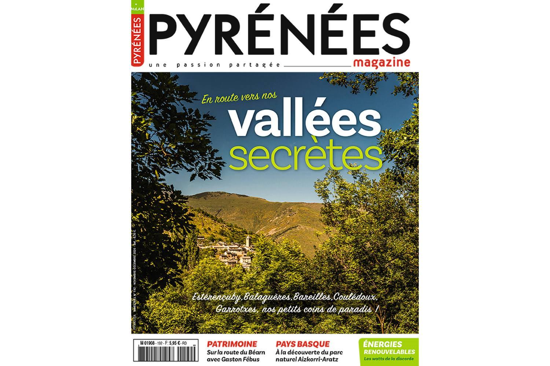 Parution Solayan dans Pyrénées Magazine